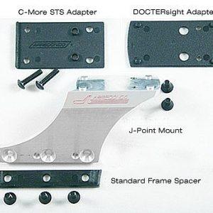 Arredondo J-Point/Docter/STS Pistol Mount