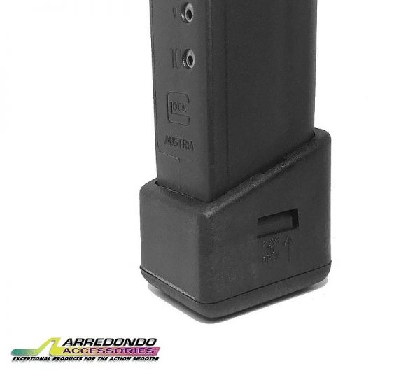 Arredondo Extended Pad for Glock 10 rnd. Magazines