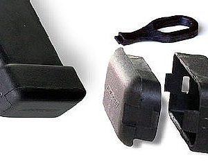Arredondo +3 Extension for Glock - Black