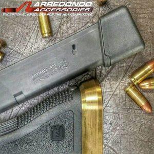 Arredondo Extended Base MagPul P-17 Glock Magazine
