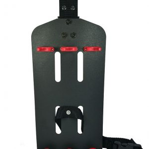 Arredondo Speed Loader Tube Holster with Straps