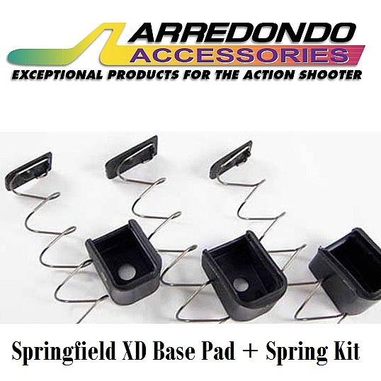 Arredondo Performance Pack for Springfield XD