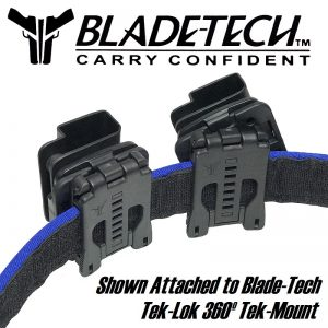 Blade-Tech TMMS Pouch/Holster Attachment System
