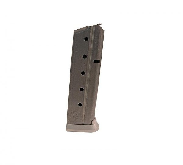 Dawson 1911 9mm 10-rd Mag - Tactical Base - Silver