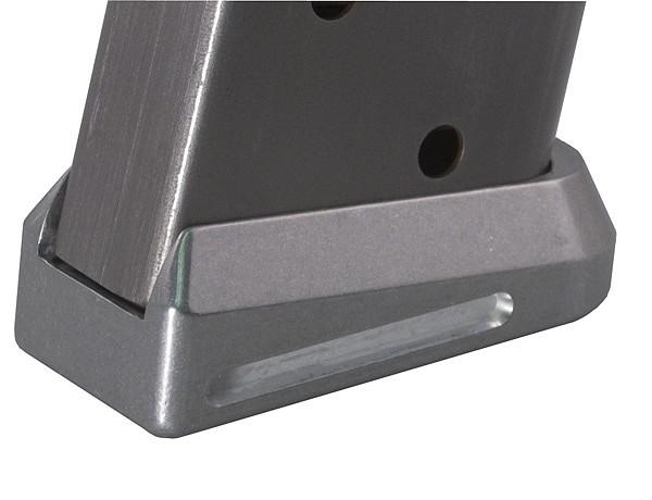 Dawson Basepad - DP or Metalform 1911 9mm, Silver