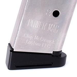DP Basepad - CMC 1911 Power Mag No Gap Magwell Blk