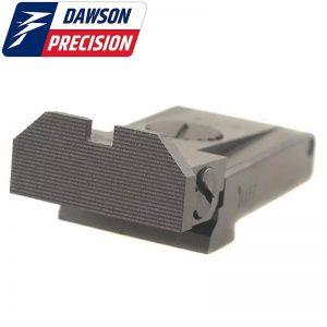 Dawson Precision Adjustable Rear Sight for Glocks