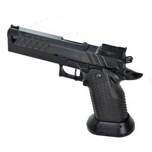Atlas Gunworks Hyperion 9mm Black DLC Finish