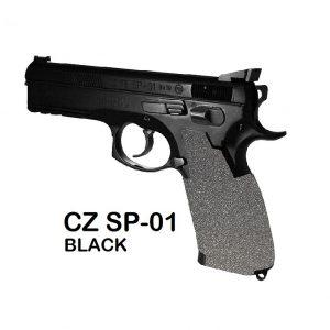 A-Zone Gear - CZ SP-01 Grip Tape - Black