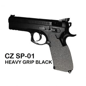 A-Zone Gear - CZ SP-01 Grip Tape - Heavy Black