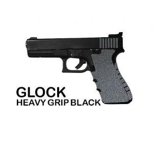 A-Zone Gear - Grip Tape for Glock - Heavy Black