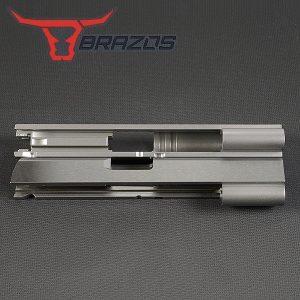 Brazos Custom Gunworks 5 inch Bald Unique Slides