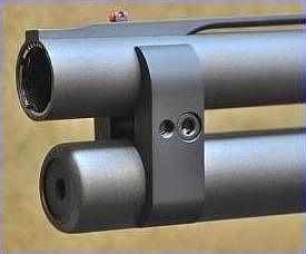 DMW Tube Extension Clamp - Aluminum