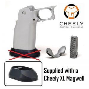 Cheely Custom Gunworks E2 Grip Kit - Smooth