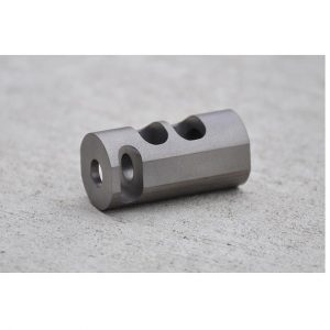 Cheely Custom Titanium 4 Port Compensator
