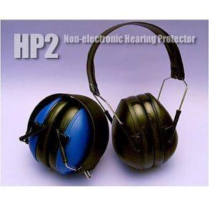 Dillon's HP2 Non-Electronic Ear Protectors