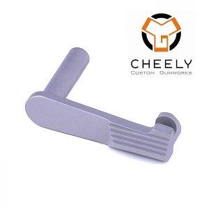 Cheely Custom Billet Slide Stop SS .9/38