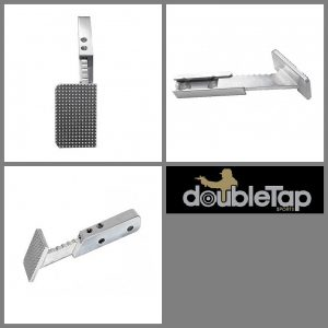 DoubleTap Sports Adjustable Thumb Rest 2-Piece
