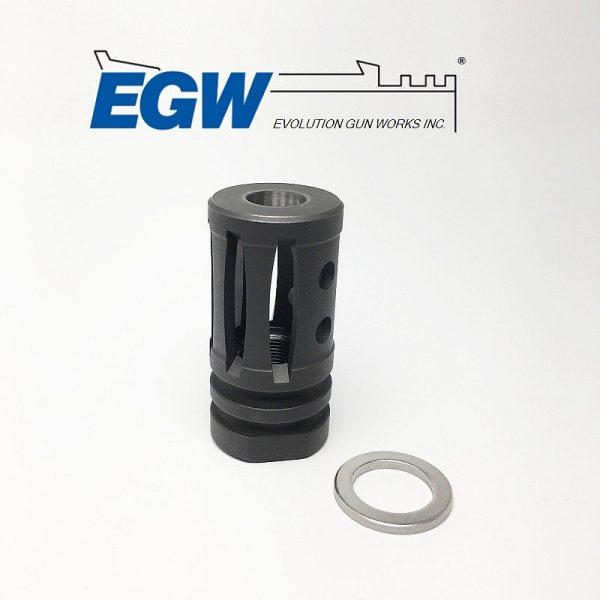 EGW 9mm Post-Ban Style Compensator
