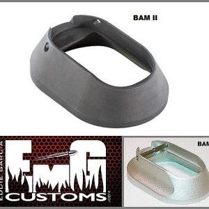 EMG Custom BAM Magwell for 2011 Style Polymer Grip