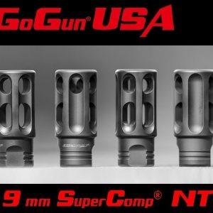 GoGun USA 9mm SuperComp® No Talon