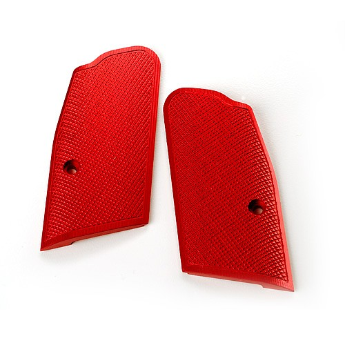 Henning Tanfoglio Contour Magwell Grip Small/Red