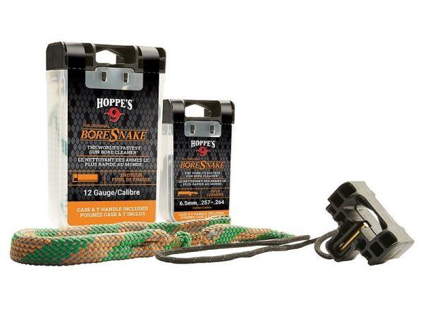 Hoppe's BoreSnake Den with Case & T-Handle