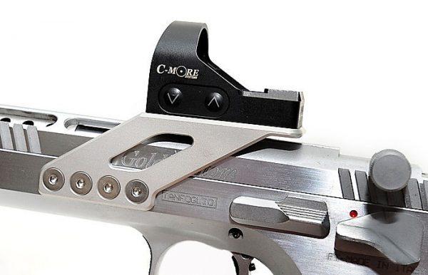 IPSC Alex RTS2 mount for Tanfoglio pistols