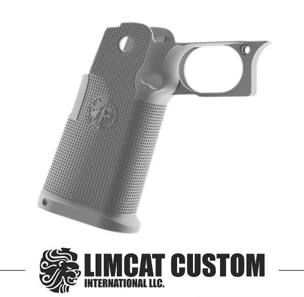 Limcat 2011 Stainless Steel Checker Grip