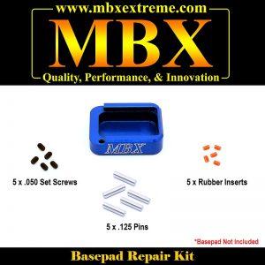 MBX Basepad 5 Pin Repair Kit