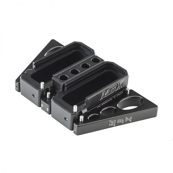 MBX AR-15 Magazine Interlocking System