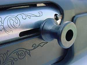 DMW Remington Bolt Handle