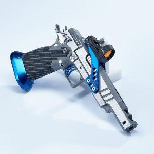 SV Infinity Pistol - IMM Open - 38 SuperComp