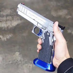 SV Infinity Pistol - SSI Limited - 9x19