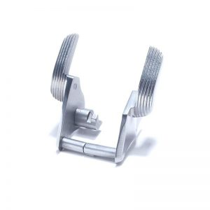 SVI Wide Ambi Thumb Safety Stainless Steel