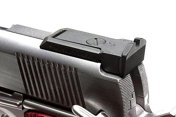 Wilson Adjustable Rear Sight - Wilson Battlesight