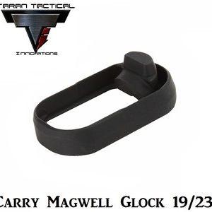 Taran Tactical Carry Magwell for Glock 19/23
